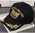 New Style Verão Cadete Tampão Do Esporte Das Mulheres Dos Homens de Beisebol Ajustável Clássico Chapéu do exército Simples Venda Quente Atacado NY LA hip hop chapéus