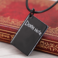 Free Shipping Death Note book pendant Necklace Anime Fashion Jewelry Pendant Cosplay Unisex Accessories