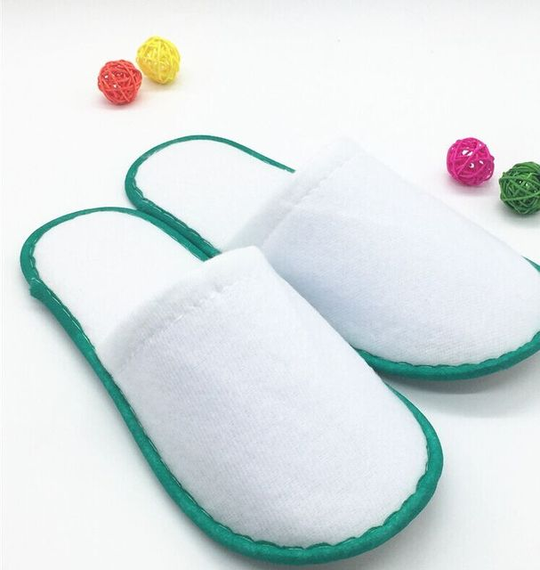 Free Shipping Brand New 20pairs/lot Disposable Hotel and Restaurant Supplies Ramab slipper Wholesale 3