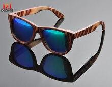 Nueva multicolor Gafas de sol de madera mujeres estructura de madera Natural , Gafas de sol Gafas de sol de madera Gafas de sol da MadeiraDD0917