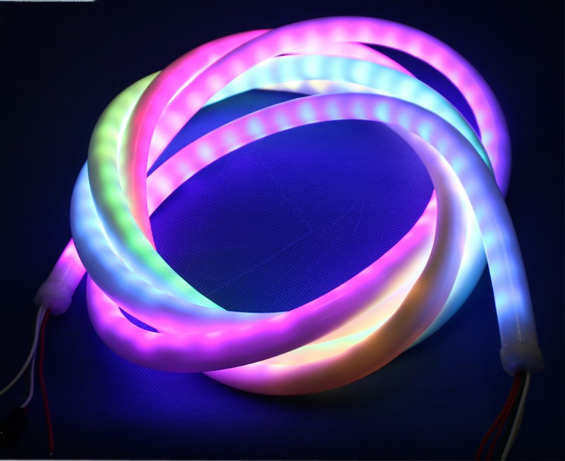 1m 3m addressable ws2811 ws2812b sk6812 rgb led neon pixel rope 1m 3m addressable ws2811 ws2812b sk6812 rgb led neon pixel rope light 3060ledsm waterproof ip67 in milky tube 5v 12v in led strips from lights lighting mozeypictures Image collections