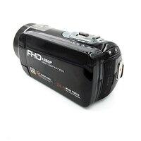 Full HD 1080P Digital Camera 16x Zoom Recorder Camcorder Video Camera 3'' Touch Mini DV DVR 24MP