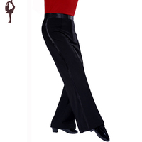 2019 New Arrival Latin Dance Pants Mens Ballroom Dance Pants Cha Cha/Rumba/Samba Pants