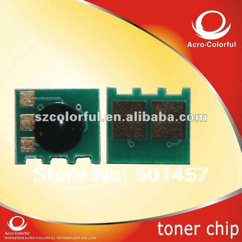 manufacture compatible for HP Color LaserJet Enterprise CM4540 MFP laser printer toner cartridge reset chip for HP CE260