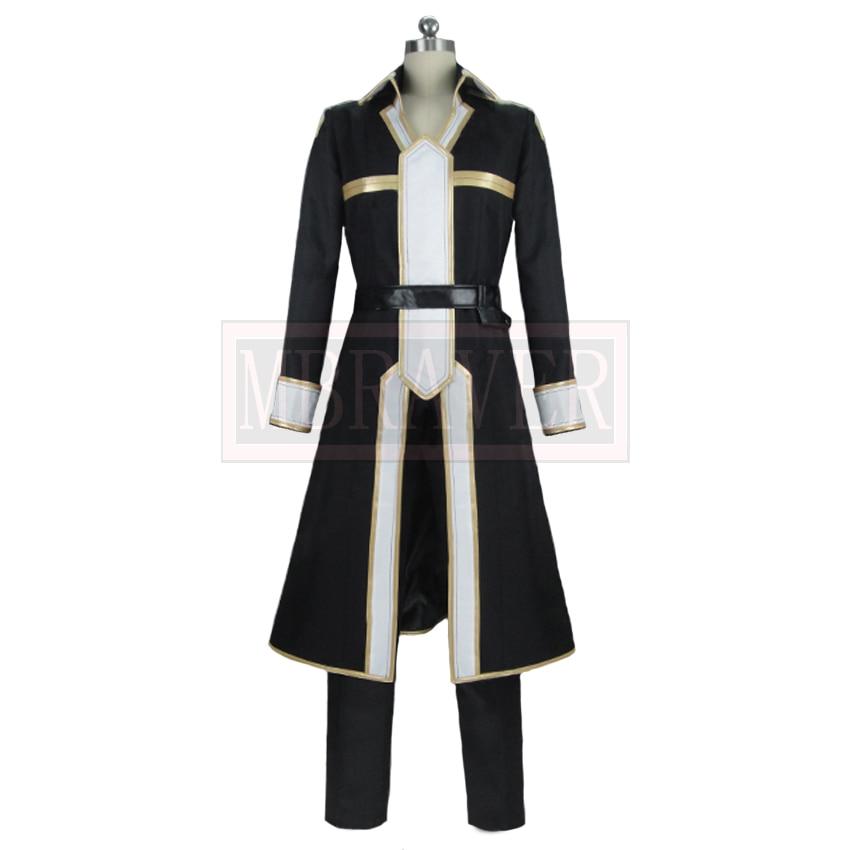 Sword Art Online Kirigaya Kazuto Kirito Cosplay Costume Custom All Sizes