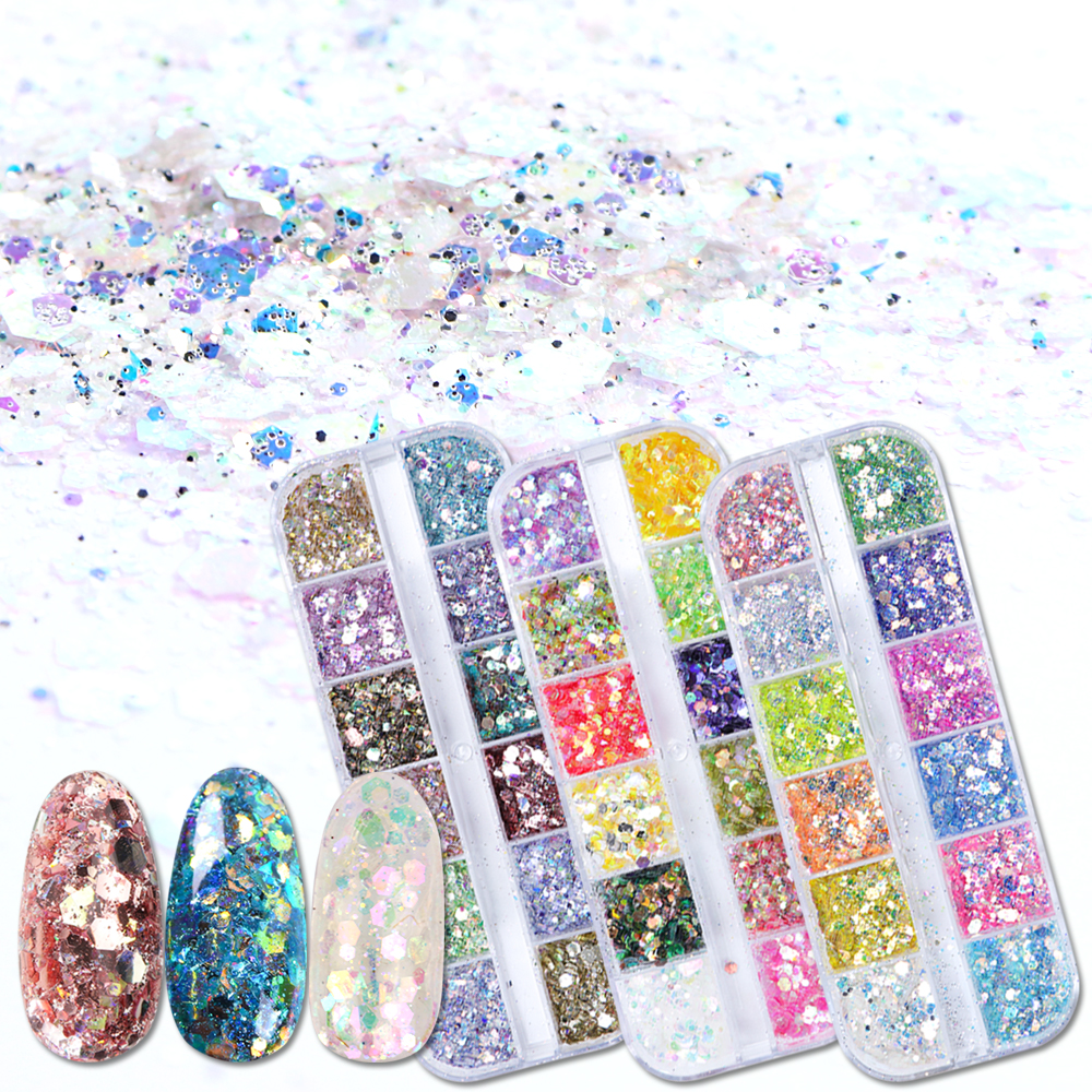 1e5e7cefed Worldwide delivery holographic dipping powders nails in NaBaRa Online