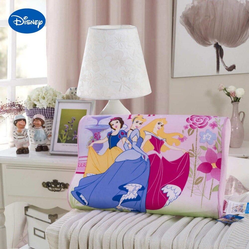 nouveau dessin anim de disney princesse oreillers x cm dcor la maison duenfants with lit. Black Bedroom Furniture Sets. Home Design Ideas