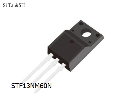 1pcs/lot STF13NM60N 13A / 600V MOS 13NM60N DIP TO-220FP   Original