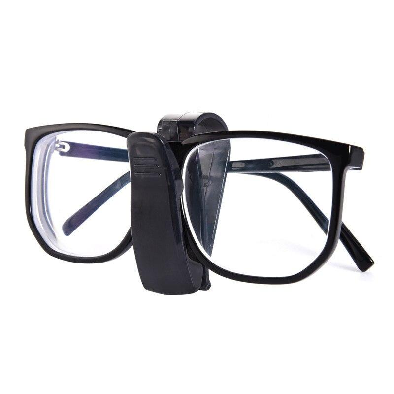 Automóvil coche suministros gafas clip coche gafas marcos clip ...