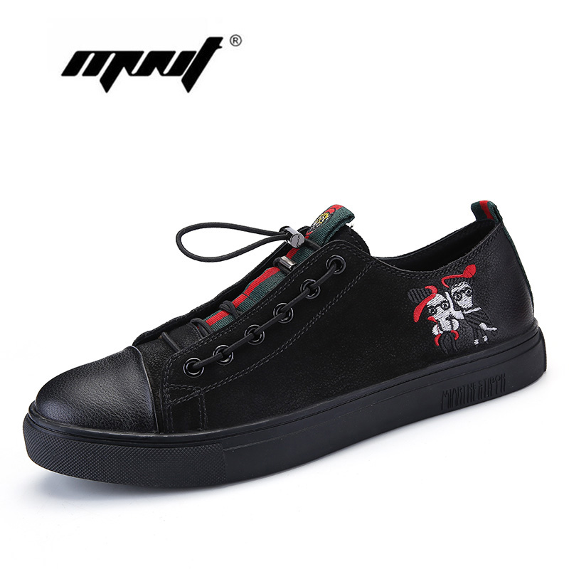Genuine leather men shoes sneakers,New design outdoor men walking casual shoes,Handmade men flats shoes,zapatos hombre