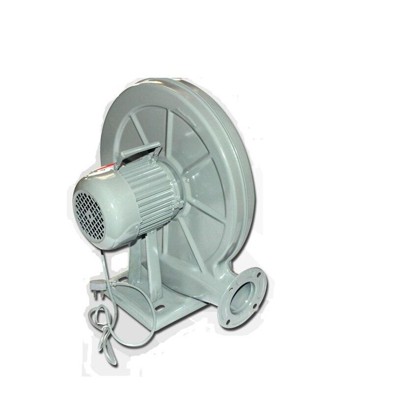550W Gebläse Exhaust Fan 220V Kreisel Gebläse Geräuscharm Für Laser Gravur Schneiden Maschine CNC Fräsen maschine