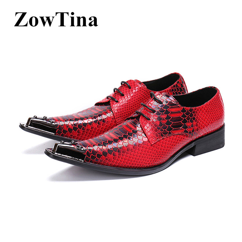 Nieten Spitz Hombre Wohnungen Oxford Männer Kleid Zapato Formale Up Mode Schuhe Mann Hochzeit Echt Rot Leder Lace Handmade vqHP7gUx