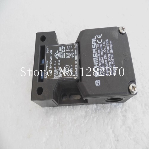 цена на [SA] New original authentic special sales SCHMERSAL safety switch AZ16-03ZVRK-M16 AZ16-ZVRK-M16-2254 AZ16-12zvrk-M16 spot-5pcs