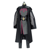 Fire Emblem Cosplay Three Houses Male Byleth Cosplay Costume Cape Full Suit Halloween Cosplay Costumes