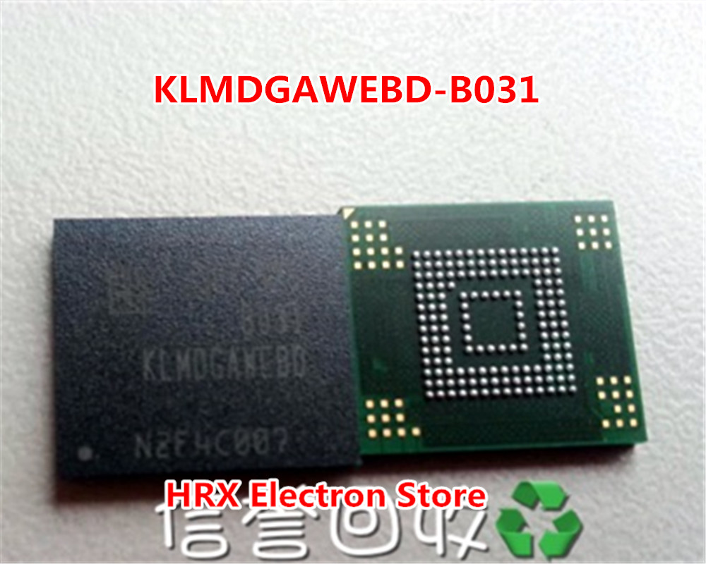 100% New Original KLMDGAWEBD-B031 128G BGA EMMC KLMDGAWEBD B031 1pcs 2pcs 5pcs 10pcs 100% new original klmbg4webc b031 bga emmc 32gb memory chip klmbg4webc b031