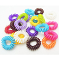 10 pcs  Women Hairband Girl Headband Candy Elastic Hair Bands Ponytail Holder Hair Accessories For Women Headwears HW001