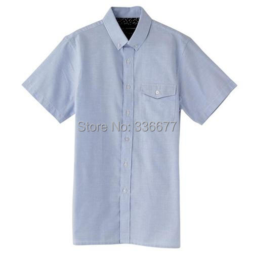 Online Get Cheap Short Sleeve Button Down Shirts Men Design ...