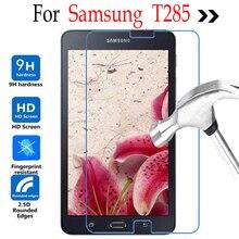 "T280 T285 Закаленное стекло-экран протектор для samsung Galaxy Tab A T 285 280 LTE "" A SM-T285 SM-T280 защитная пленка"
