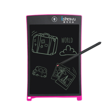 Cheaper Children's Day Gift Drawing Board Message Board LCD Tablets Doodling Sketchpad 8.5 Cun Early Childhood Toys