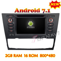 Wanusual Android 7 1 Car PC Multimedia DVD Player Radio For BMW E90 E91 E92 E93