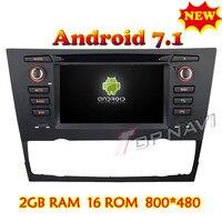 Wanusual Android 7 1 Car PC Multimedia DVD Player Radio For BMW E90 E91 E92 E93