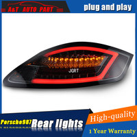 Car Styling Accessories For Porsche 987 Rear Lights Led TailLight 2004 2008 For 987 Rear Lamp