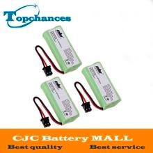 Bateria para Uniden 3X de Alta Qualidade Cordless Phone Home Bt-1008 Bt-1016 Bt-1021 Bt-1025 Bt1021 Frete Grátis