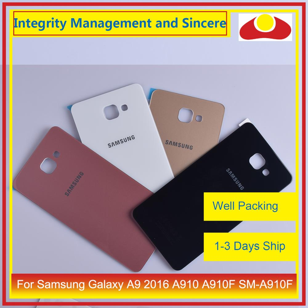 Image 3 - Original For Samsung Galaxy A9 Pro A910 A9100 A910F Housing Battery Door Rear Back Cover Case Chassis Shell Replacement-in Mobile Phone Housings & Frames from Cellphones & Telecommunications