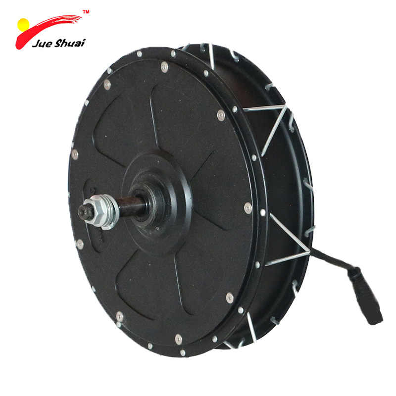 48V 1000W High Speed Brushless Hub Motor Electric Bike Rear Drive Electric Motor Wheel Ebike E-bike Powerful Hub Motor 48 1000W
