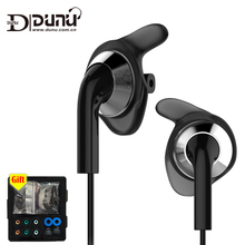 Dunu Alpha 1 Hifi In-Ear Earphones Hybrid Twin Drivers Earbud Earphones DUNU ALPHA 1 (A1)