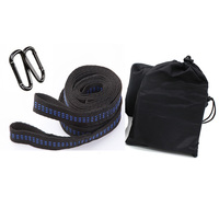 Outdoor Super Strong Hammock Strap Belt Hamac Hamak Traveling Portable Study Hanging Tree Rope With