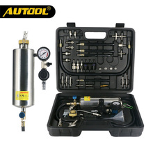 AUTOOL C100 Universal Automotive Non-Dismantle Fuel System Injector Cleaner for