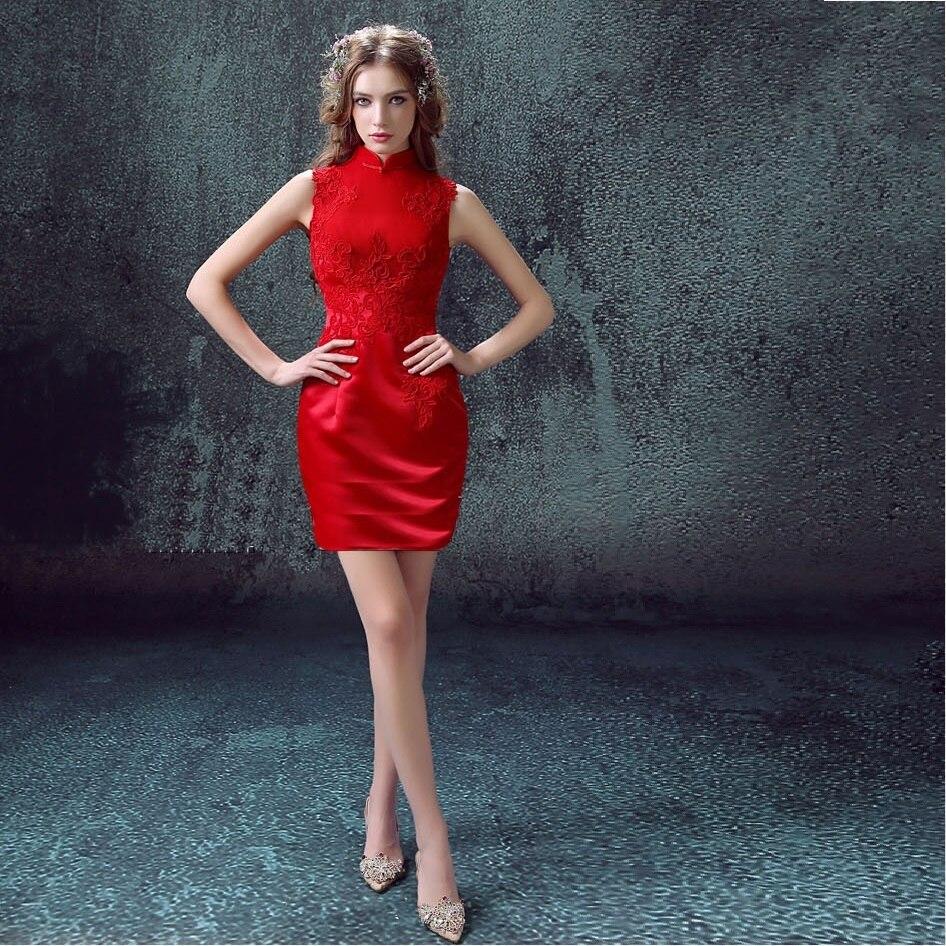 Ungewöhnlich Plus Größe Rote Kleider Cocktail Bilder - Brautkleider ...