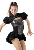 Female Jazz Dance Dress Girls Modern Dancing Performance Costume Stage Dancing Wear Kids Dancing Clothes D 0504