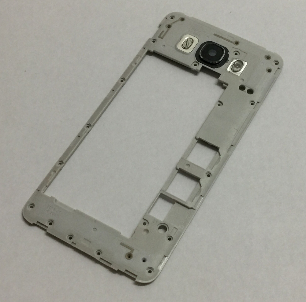 For Samsung Galaxy J7 2016 J710 SM-J710F J710M J710H J710FN Middle Plate Bezel Housing Cover Frame Brand New