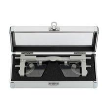조정 가능한 눈동자 PD & PH 동공 높이 거리 측정기 안경 눈금자 광학 도구 안과 시력 측정기