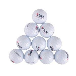Image 5 - 2018 Khuyến Mãi Hạn Chế 80 90 Balle De Golf Trận Đấu Trò Chơi Kinh Điển PGM Golf LOL Chuẩn Thi Đấu DHS Thể Thao Luyện Tập 3  Lớp Bóng