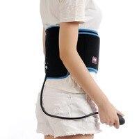 Tıbbi hastane için gym and aile useback/kalça/kaburga soğuk sıkıştırma wrap buz çanta sağlık