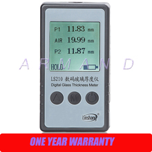 Portable Glass Thickness Meter LS210 Digital thickness gauge