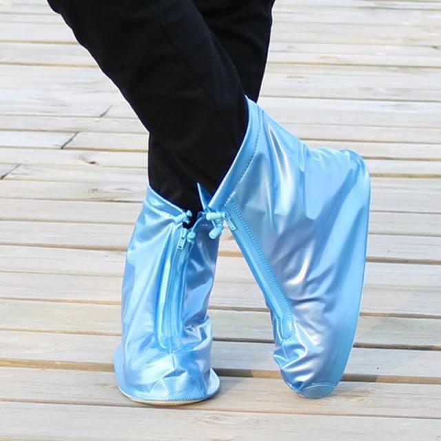 Waterproof Anti-Slip Rain Shoes Cases
