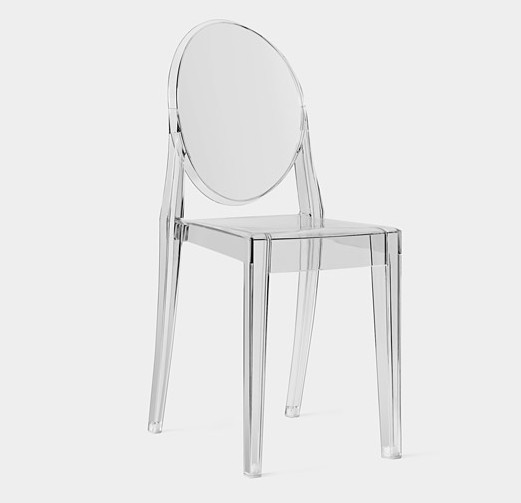 Black plastic ghost chairs flash furniture transparent for Louis ghost chair ikea