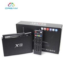 2017X95 Smart S905 2 Г 8 Г Quad Core android 5.1 TV Box поддержка wi-fi 4 К 3D bluetooth 1000 М/ИНТЕРНЕТ tv box