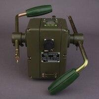 Высокоэффективный генератор, приводимый в действие Заводной рукоятью генератор аварийного наружного телефона зарядное устройство 65 Вт