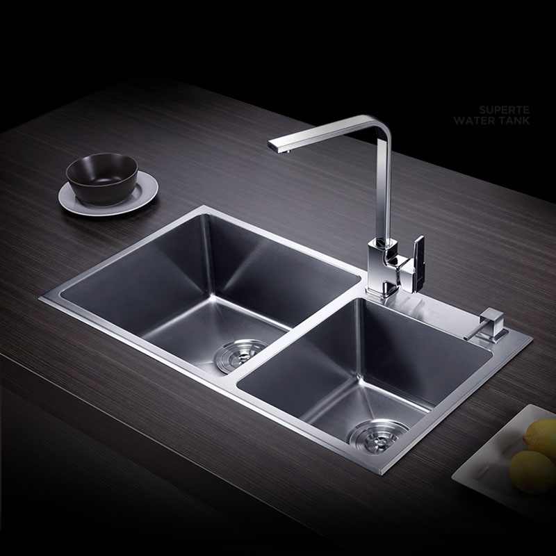 kitchen basin sinks aliexpress buy free shipping sink groove 2292