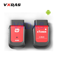 2017 XTuner X500 Android Car Scanner Diagnostic Tool OBDII ABS Battery DPF EPB Oil TPMS IMMO