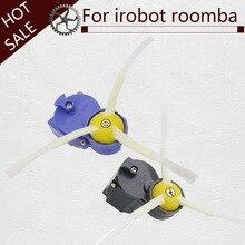 Nieuwe Verbeterde Wiel Borstel Motor Voor Irobot Roomba 500 600 700 800 560 570 650 780 880 Serie Stofzuiger robot Onderdelen