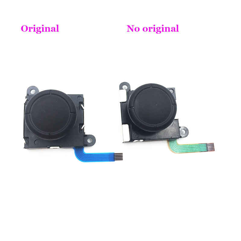 Original Or Not For NS NX 3D Analog Joysticks Thumbstick Replacement for Switch Joy-Con Controller Stick Repair