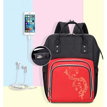 Creative out of the new pregnant mother to wait for package multi-function shoulder strap usb charging 3 piece set