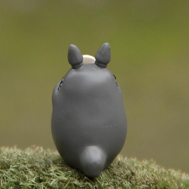 Totoro No Face Figure