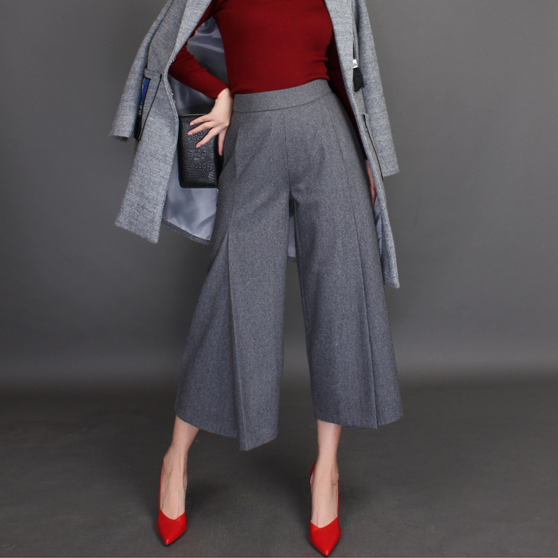 Wide-leg trousers are a wardrobe staple thanks to their flattering cuts and an effortlessly cool aesthetic. High-waisted designs in bold colours feel retro, while stretchy fabrics and elasticated waistbands will bring a sporty style to your weekend look.